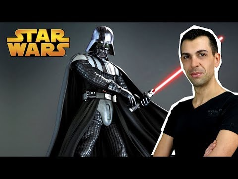 unboxing star wars supreme edition darth vader costume youtube. Black Bedroom Furniture Sets. Home Design Ideas