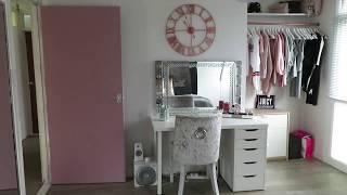 Diy/Makeover Series (Blush Bedroom Door) Part 3