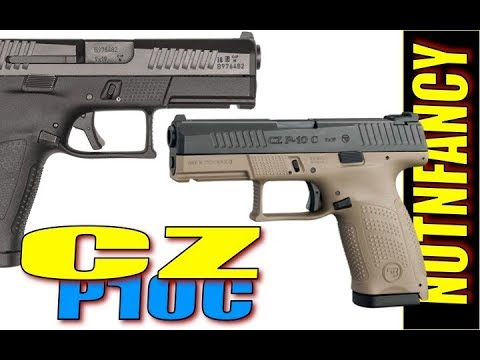 CZ P10C: Is the Glock 19 Finished? -Nutnfancy Review