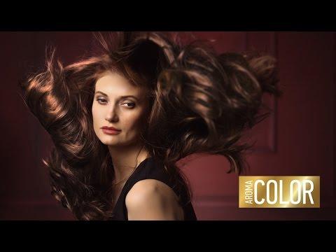 Aroma Color - Твоята коса. Твоята сила.