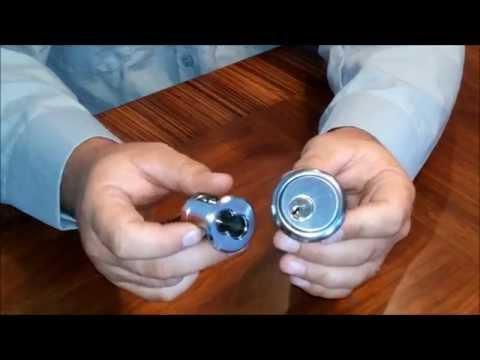 rim vs mortise cylinder lock youtube. Black Bedroom Furniture Sets. Home Design Ideas