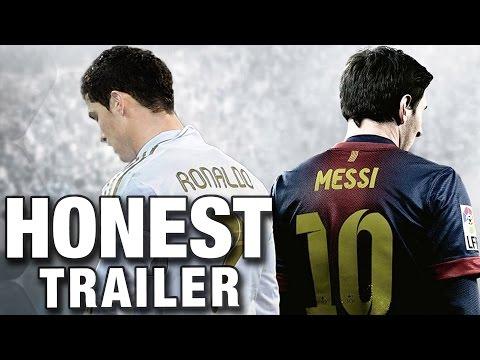 FIFA 2015 (Honest Game Trailers)