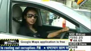 MapMyIndia Featured on Wheelocity ZeeBusiness