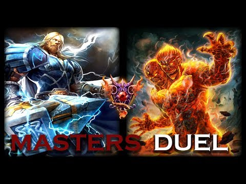 Smite: Masters Duel | Thor vs Agni | Thor's Redemption