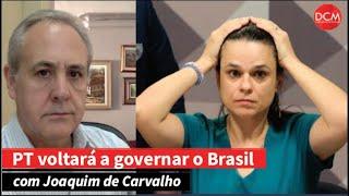 Bolsonaristas arrependidos: Janaína Paschoal diz que PT vai voltar governar o Brasil