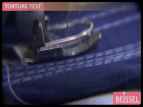 Beissel Needle Torture Test video
