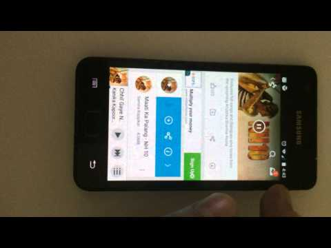 Review of Mobogenie on Galaxy S2