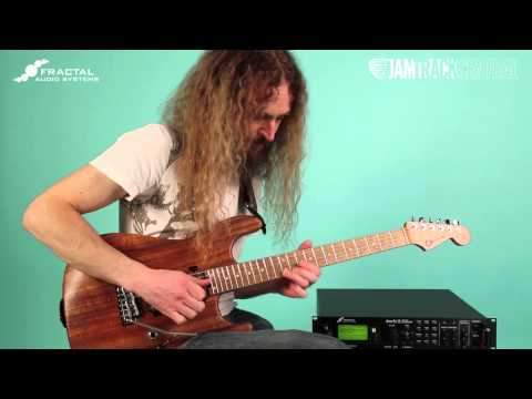 Guthrie Govan's Late Night Sessions 3 at Jamtrackcentral.com Music Videos