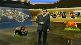Globo Repórter - Sul do Brasil 23/11/2001