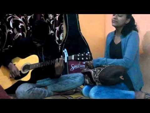 Ayushi Uniyal & Aniket Uniyal garhwali song