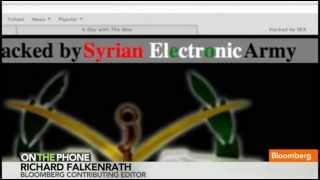 NY Times, Twitter Hacked: Who Is the Syrian Electronic Army?  8/28/13
