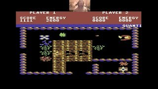 Lukozer Retro Game Review - 534 - Storm - Commodore 64