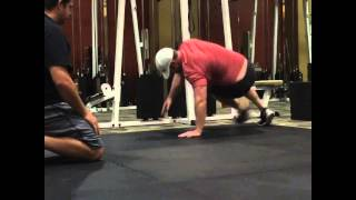 Modified Bird-Dogs with Hip Rotations | Scottsdale Golf Fitness | Fitness By Andrew