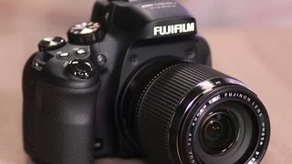 Fujifilm's excellent bridge camera, the FinePix HS50EXR