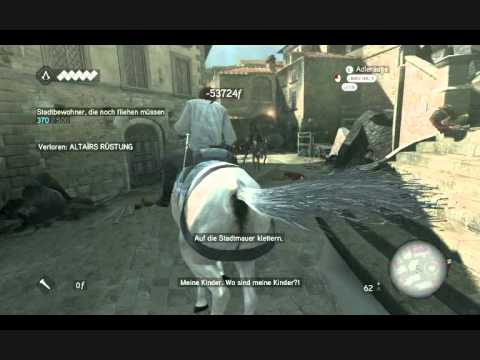 Let's Play Assassins Creed Brotherhood #4 Angriff im Morgengrauen