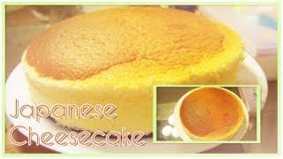 Kiko媽特製「日式芝士蛋糕」♥Kiko's MaMa Special