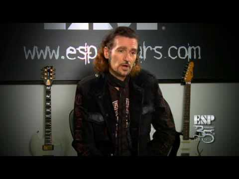 Bruce Kulick Interview by esp guitars