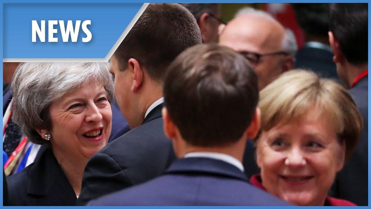 Bruised Theresa May seeks Brexit help from Brussels