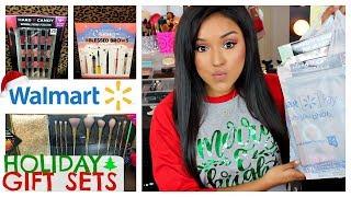 Walmart Holiday Gift Sets Haul