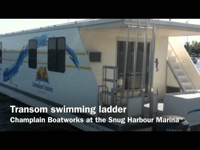 Lake Champlain House Boat Rentals