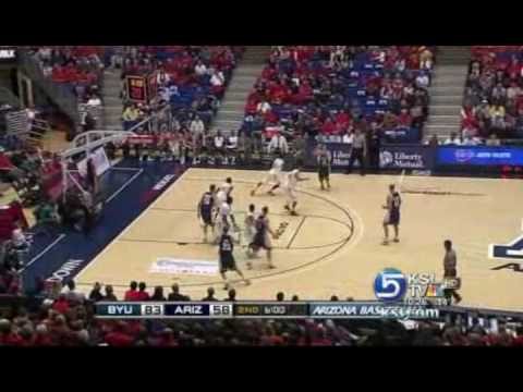 ... Arizona Wildcats on December 28, 2009 at the McKale Center in Tucson.