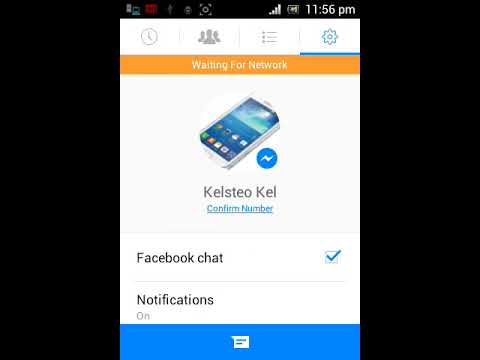 How to Log out From Facebook Messenger in Android Mobile