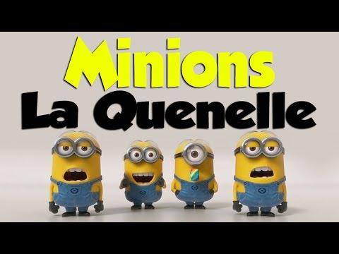 Minions –  La Quenelle