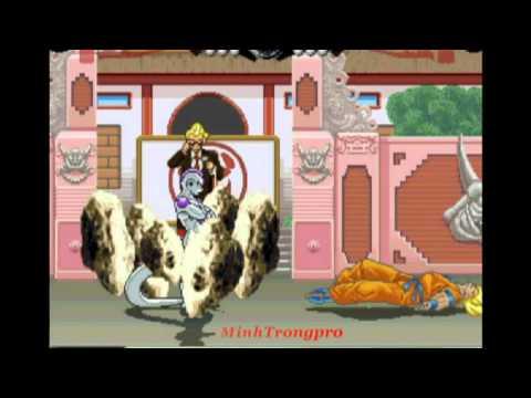 Game | 7 vien ngoc rong super GOKU vs BABY | 7 vien ngoc rong super GOKU vs BABY