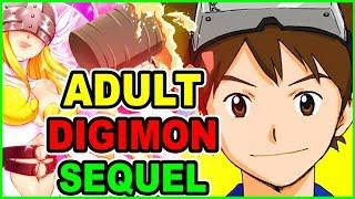 ADULT DIGIMON TRI SEQUEL CONFIRMED! OLDER TAI Digimon Adventure Tri Sequel