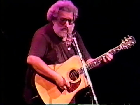 Jerry Garcia - Dreadful Wind And Rain