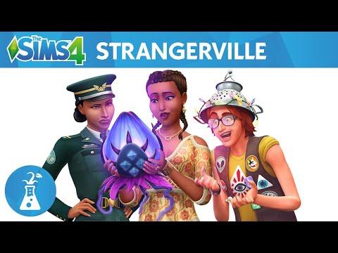 The Sims 4: StrangerVille Official Reveal Trailer