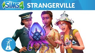 The Sims 4: StrangerVille Official Reveal Trailer