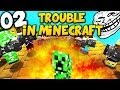 BOOOOOM! VERARSCHT :D - TROUBLE IN MINECRAFT [TTT][Deutsch] #02