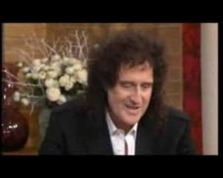 Brian May Interview This Morning Jan 2008