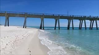 Download Lagu Morning Walk on Navarre Beach FL Jan 25 2018 Gratis STAFABAND