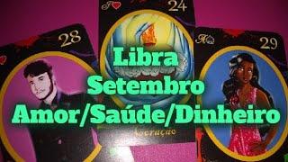 LIBRA PREVISÕES SETEMBRO 2019 AMOR TRABALHO SAÚDE DINHEIRO BARALHO CIGANO TARÔ