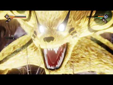 JUMP FORCE - Naruto, Luffy, Goku 1st Gameplay Footage | E3 2018 (1080p)