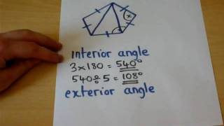 (7.13 MB) The trick to finding Interior and Exterior angles easily - GCSE Maths revision Audio Mp3