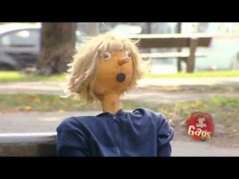 JFL Hidden Camera Pranks & Gags: Real Boy Pinocchio
