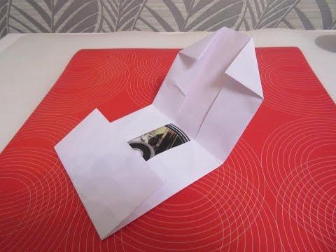 Как сделать для порошка из бумаги