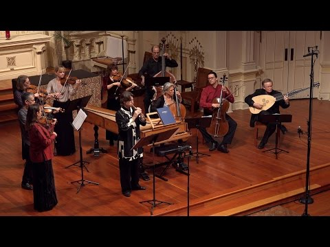 Vivaldi: Concerto in C Major for Sopranino Recorder RV 443; Voices of Music, Hanneke van Proosdij