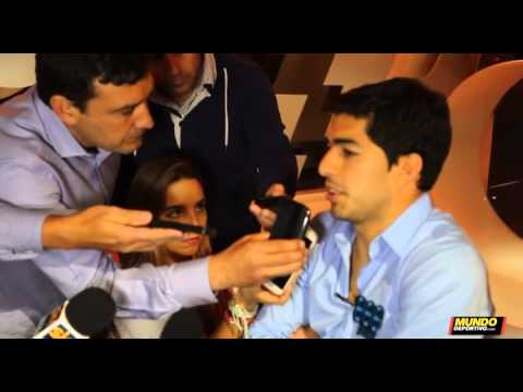 Luis Suárez habla sobre el tiki-taka del Barça