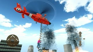 Police Helicopter Simulator (by Game Pickle) Android Gameplay [HD]