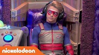 Henry Danger   Kid Danger & Captain Man Take on Space!   Nick
