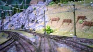 Download Lagu Zugfahrt auf meiner dritten Modelleisenbahn Anlage Gratis STAFABAND