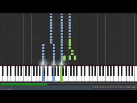 Naruto Shippuden Ending 32 Spinning World Piano [HQ]