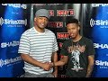 Africa's New Top Artist Nasty C Has Never Experienced Racism + Freestyles Live | Sway's Universe