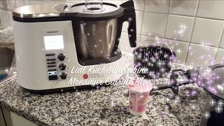 Lidl Küchenmaschine Monsieur Cuisine Plus - Thermomix Alternative - Eierlikör selber machen