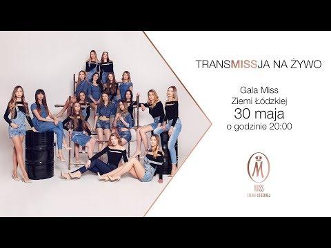 Gala Miss Ziemi Łódzkiej  2018