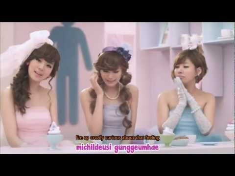 [mv] Orange Caramel - Magic Girl [english Subs + Romanization] video